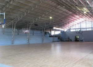 Grade School Covered Court